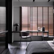 公寓开放式小书桌