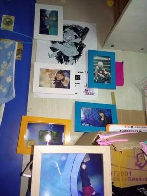 120平米简约风格大户型照片墙装修设计效果图