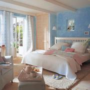 自然风格房间效果图片