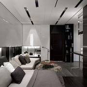 空间很小的公寓展示
