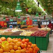 超市吊饰效果图片
