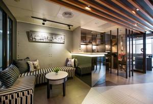 小户型客厅吧台设计