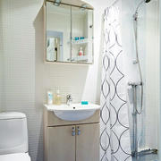 现代卫生间设计色调搭配