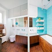 公寓卫生间设计展示