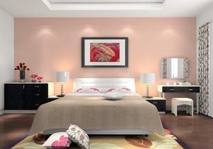 跃层简约风格卧室装修效果图