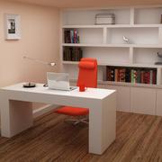 书房书桌装修大全