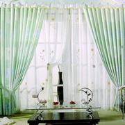 韩式别墅客厅飘窗装饰
