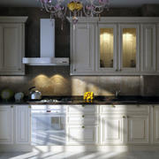 现代厨房设计效果图