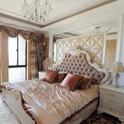 欧式卧室奢华灯饰装饰