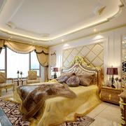欧式奢华风格沙发装饰