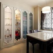公寓餐厅简欧置物柜