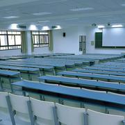 简约学校教室石膏板吊顶装饰