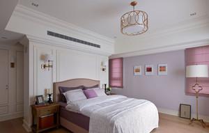 89平米小户型宜家卧室背景墙效果图例
