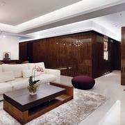 新古典客厅沙发茶几