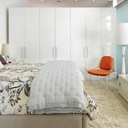 都市风格农村房屋卧室效果图