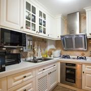 别墅精致型厨房装修效果图