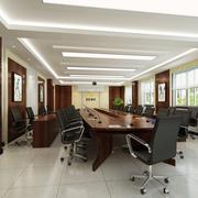 会议室灯光效果图
