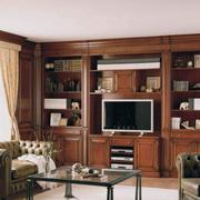 实木书柜设计大全