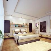 卧室舒适榻榻米床