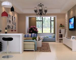 简约风格农村房屋装修效果图设计