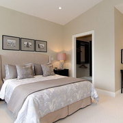 2015大户型宜家风格卧室装修效果图