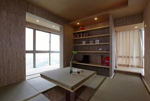 日式儒雅的别墅榻榻米装修效果图