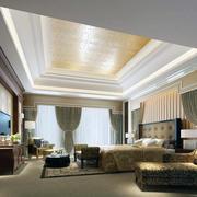精致的卧室整体设计图