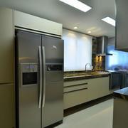 别墅现代简约大厨房