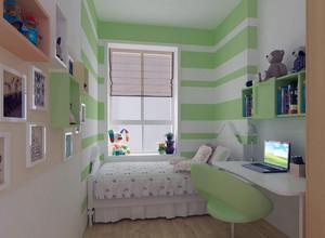 大户型舒适完美的儿童房装修效果图