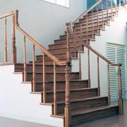 精致大户型欧式室内楼梯装修效果图