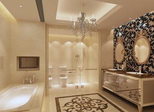 精致的卫生间设计图