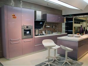 大户型厨房欧派橱柜装修效果图