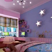 怡情系列儿童房效果图