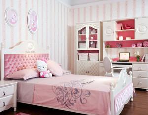 小户型环境适宜儿童房设计装修效果图