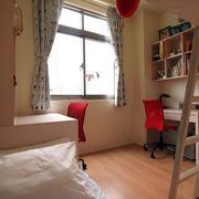 100平米房屋儿童房装饰