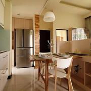 100平米房屋简约风格餐厅装饰