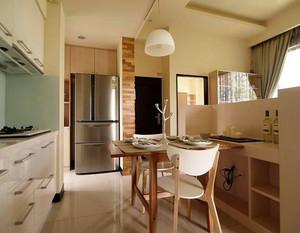 100平米简约宜家两居装修效果图设计