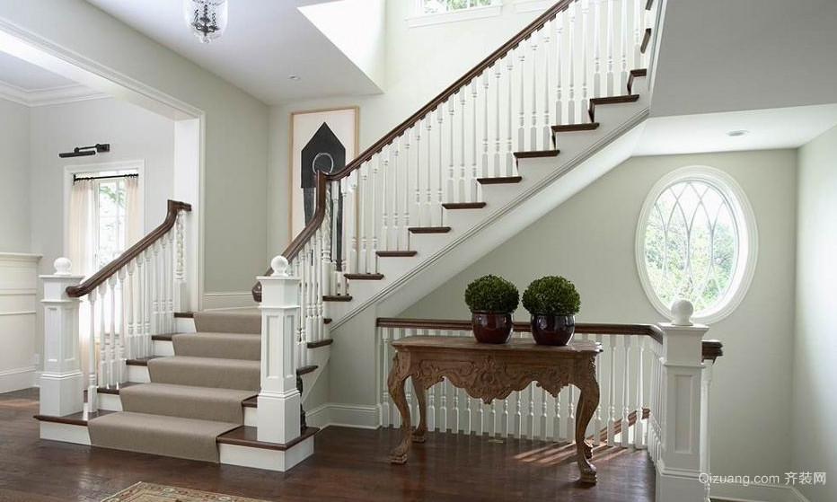 98平米2016日式小户型复式楼梯装修效果图