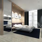 卧室飘窗造型图