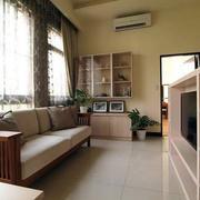 100平米简约风格客厅沙发装饰