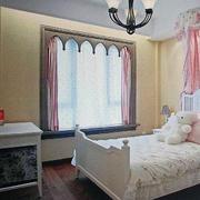 大户型地中海风格精致儿童房装修效果图