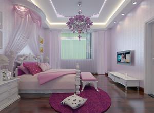90平米精致系列卧室装修效果图