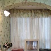 两室一厅简约风格韩式清新飘窗装修效果图