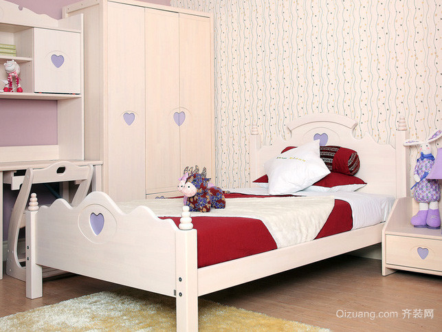 小户型简约风格儿童房装修效果图