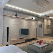 都市客厅设计模板