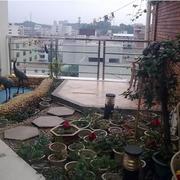 巧妙独特的大户型入户花园装修效果图