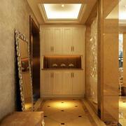 自然风格鞋柜设计大全