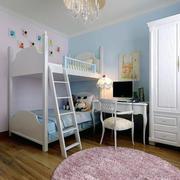 唯美的儿童房整体设计