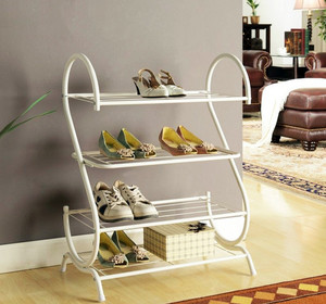 宜家方便的组合鞋架装修效果图片