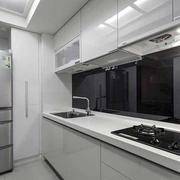 90平米房屋厨房装饰